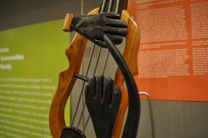 Music Instrument Sculpture