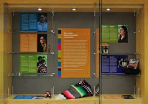 2012 Exhibition in Library