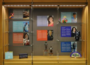 2018 Exhibition in Library